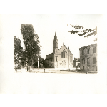 St. Paul's Episcopal Church, northeast corner of 14th and Harrison Streets, 1898