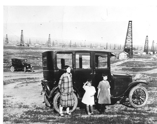 A Visit to the Coalinga Oil Fields, Kings County