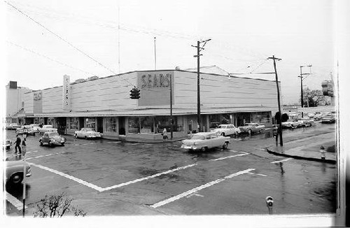 Sears Roebuck and Co., Santa Rosa, California, 1960