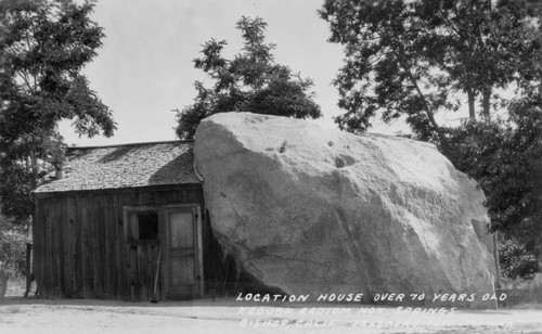 Keough Radium Hot Springs