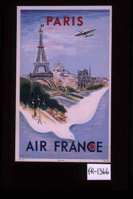 Paris. Air France