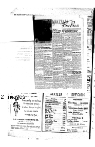 Manzanar free press, March 9, 1945