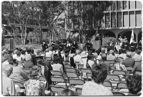 UCSD Commencement Exercises - Graduate Studies