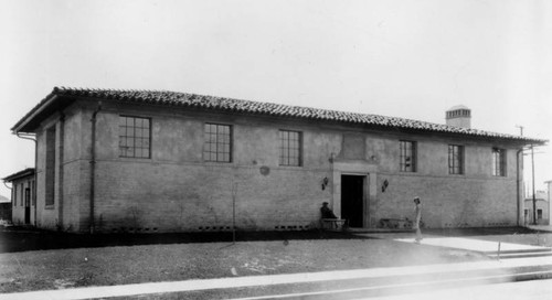 Old Venice Branch, Los Angeles Public Library