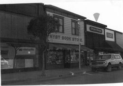 North Main Street Sebastopol, 1979