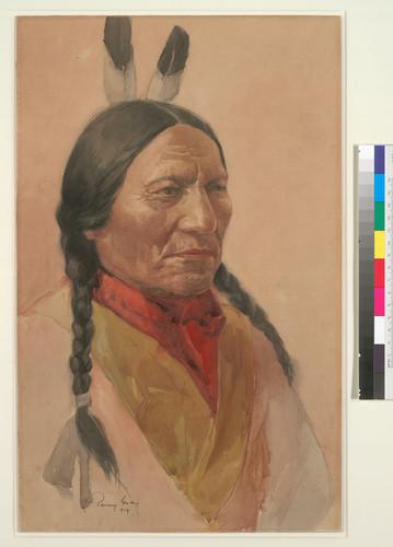 Calisphere Sitting Bull