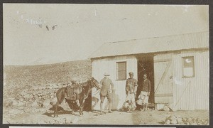 Peters hut, Kilimanjaro, Tanzania, ca.1900-1914
