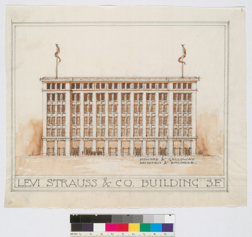 Levi Strauss Realty Co. Building