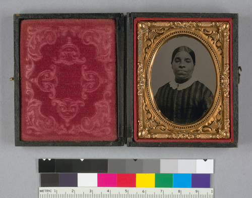 [Unidentified black woman.]