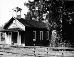 Coleman Valley School, Occidental, established 1864