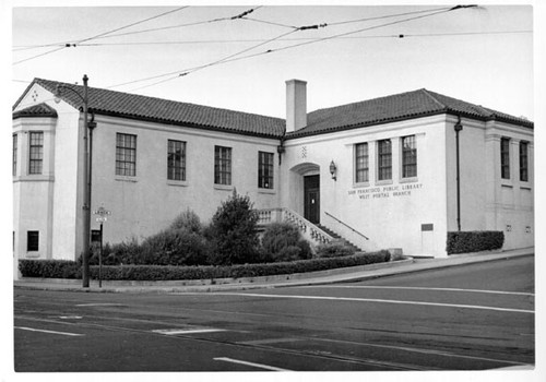 [San Francisco Public Library, West Portal Branch]