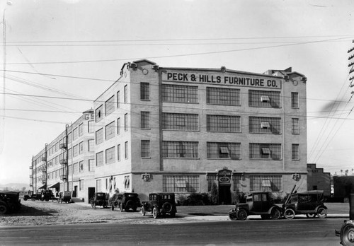 Peck Hills Furniture Co