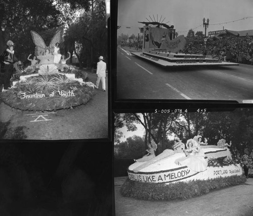 1950 Tournament of Roses parade