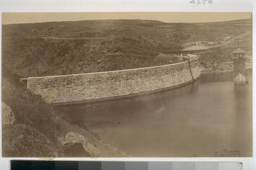 Sweetwater Dam. [Photograph by Parker.]
