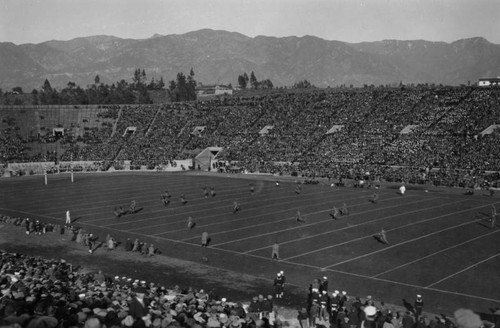 1924 Rose Bowl football game