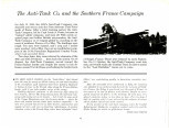 Anti-Tank Co. and the Southern France Campaign, [clippings]