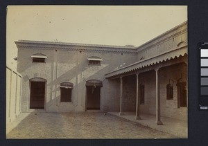 Courtyard Buildings, Punjab, Pakistan, ca.1910