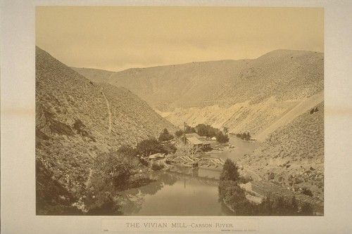 The Vivian Mill - Carson River