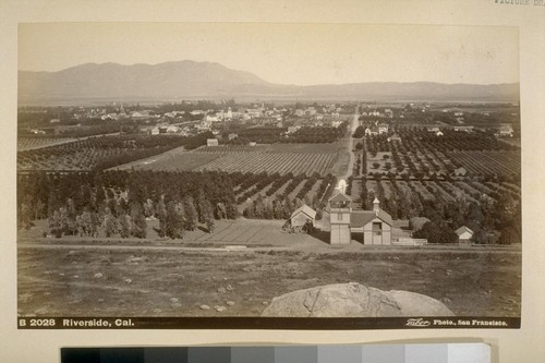 B2028, Riverside, Cal. Taber Photo, San Francisco