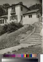 Struthers Residence, 2501 Palos Verdes Drive North (formerly Granvia Valmonte), Malaga Cove, Palos Verdes Estates