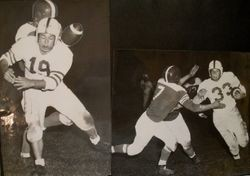 Analy High School Tigers football, 1953--unidentified games