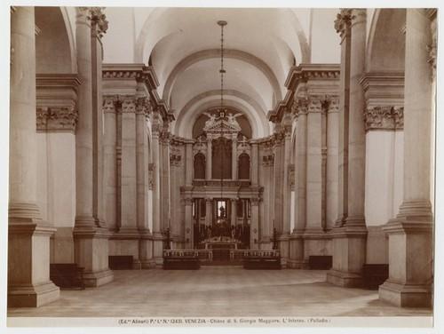Calisphere Pe Ia No 12431 Venezia Chiesa Di S Giorgio