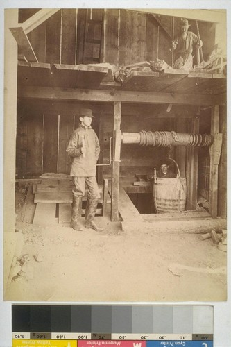 [Unidentified miners.]