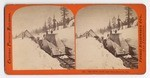 The Snow Plow - near Cisco, Placer Co., Cal. # 1263