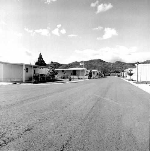 Rancho De Napa Mobile Home Estates Yountville California Ca 1971