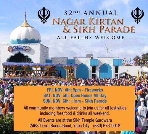 32nd Annual Sikh Parade