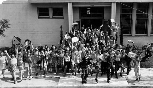 School's out!, Hoover Street School