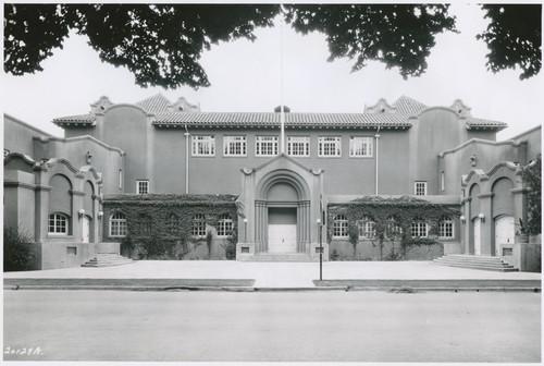 Calisphere: [Washington Elementary School, 1716 E Street, Sacramento]