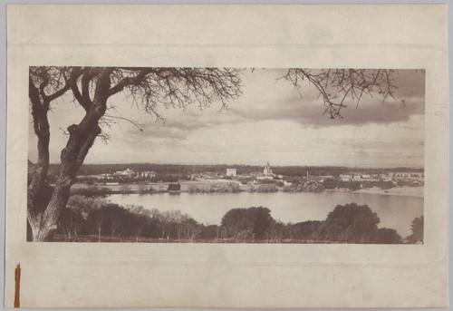 Calisphere: Lake Lagunita, Stanford University, ca  1900