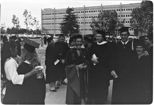 UCSD Commencement Exercises - Earl Warren College