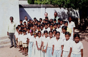Leprosy School in Vadathorasalur, South India