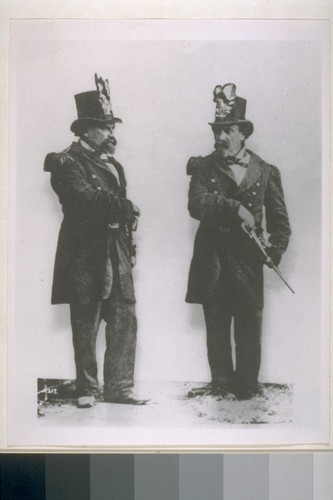 "Emperor Norton. ""Emperor of the United States and Protector of Mexico."""