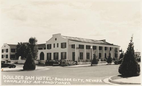 Boulder Dam Hotel City Nevada