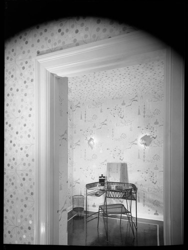 Stockwell wallpaper. Wallpaper and Furniture