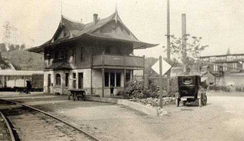 Placerville Train Station