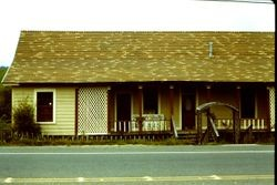 Franceschi House in Bodega, April 1983