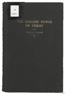 The healing power of Christ