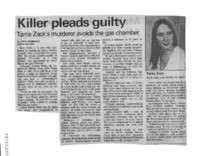 Killer pleads guilty