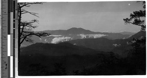 Mountain view, Bagiou, Philippines, ca. 1920-1940