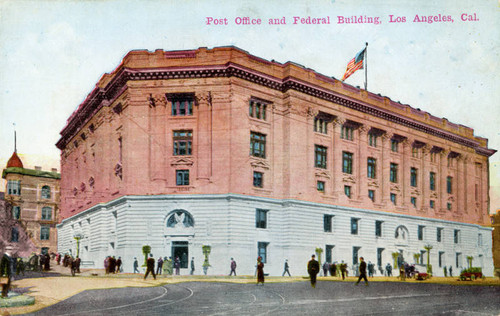 Post Office & Federal Bldg