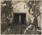 [Tunnel inlet, 1914] (2 views)