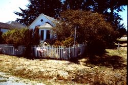 House at 200 Valley Street, Tomales, California, 1985