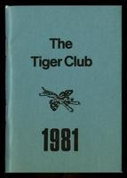 Solar Challenger: Tiger Club (83 items)