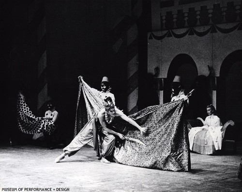 San Francisco Ballet in Christensen's Nutcracker, circa 1964-1965