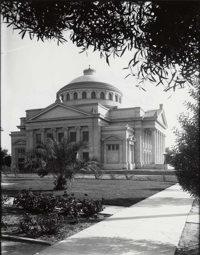 [Christian Science Church, Pasadena]