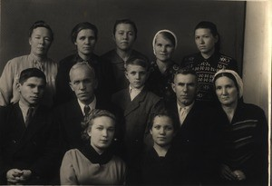 The trial of believers, Barnaul, 1963